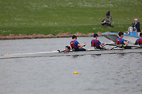 Race: 69  Event: J15 4+   Final B <br /> <br /> Junior Inter Regional Regatta 2018<br /> <br /> To purchase this photo, or to see pricing information for Prints and Downloads, click the blue 'Add to Cart' button at the top-right of the page.