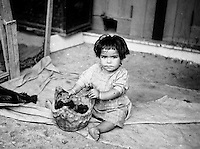 Child in the Moroccan Village, Chicago World's Fair, 1930's. (Photographer Unknown/www.bcpix.com)