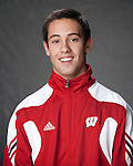 2010-11 UW Swimming and Diving Team - Michael Ross. (Photo by David Stluka)