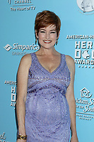 LOS ANGELES - OCT 5:  Carolyn Hennesy at the 9th Annual American Humane Hero Dog Awards at the Beverly Hilton Hotel on October 5, 2019 in Beverly Hills, CA