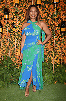 PACIFIC PALISADES, CA - OCTOBER 06: Garcelle Beauvais arrives at the 9th Annual Veuve Clicquot Polo Classic Los Angeles at Will Rogers State Historic Park on October 6, 2018 in Pacific Palisades, California.<br /> CAP/ROT/TM<br /> &copy;TM/ROT/Capital Pictures
