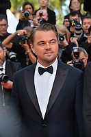 "CANNES, FRANCE. May 21, 2019: Leonardo DiCaprio at the gala premiere for ""Once Upon a Time in Hollywood"" at the Festival de Cannes.<br /> Picture: Paul Smith / Featureflash"
