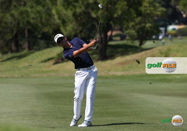 Christiaan Bezuidenhout (RSA) during Round One of the 2016 Tshwane Open, played at the Pretoria Country Club, Waterkloof, Pretoria, South Africa.  11/02/2016. Picture: Golffile | David Lloyd<br /> <br /> All photos usage must carry mandatory copyright credit (&copy; Golffile | David Lloyd)
