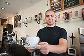 Chadi Ahmad, Cream cafe, Kilburn Lane.