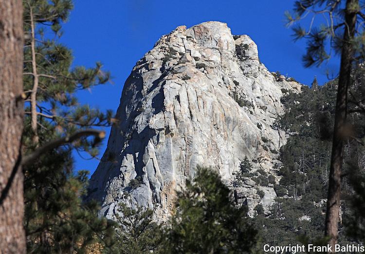 Lily Rock, Tahquitz Peak