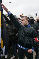 Russian Ultra-nationalist March