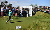 28th September 2017, Windross Farm, Auckland, New Zealand; LPGA McKayson NZ Womens Open, first round;  New Zealand's Lydia Ko tees off on the first tee