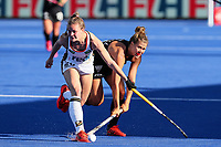 Rose Keddell. Pro League Hockey, Vantage Blacksticks v Germany. Nga Puna Wai Hockey Stadium, Christchurch, New Zealand. Friday 15th February 2019. Photo: Simon Watts/Hockey NZ