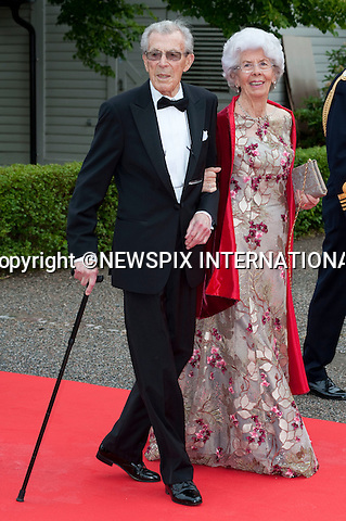 ".Pre-Wedding Dinner hosted by the Government of Sweden in honour of H.R.H Crown Princess Victoria and Mr Daniel Westling at Eric Ericsonhallen was attended by Royalty from all over the world. Stockholm_18/06/2010..Mandatory Photo Credit: ©Dias/Newspix International..**ALL FEES PAYABLE TO: ""NEWSPIX INTERNATIONAL""**..PHOTO CREDIT MANDATORY!!: NEWSPIX INTERNATIONAL(Failure to credit will incur a surcharge of 100% of reproduction fees)..IMMEDIATE CONFIRMATION OF USAGE REQUIRED:.Newspix International, 31 Chinnery Hill, Bishop's Stortford, ENGLAND CM23 3PS.Tel:+441279 324672  ; Fax: +441279656877.Mobile:  0777568 1153.e-mail: info@newspixinternational.co.uk"