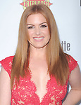 Isla Fisher attends The Premiere of Bachelorette at The Arclight Theatre in Hollywood, California on August 23,2012                                                                               © 2012 DVS / Hollywood Press Agency