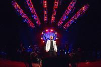 SAO PAULO, SP, 15.09.2013 - <br /> SHOW THE OFFSPRING  - Apresentação da banda americana The Offpring na noite deste domingo no Credicard Hall na regiao sul da cidade de Sao Paulo. (Foto: Vanessa Carvalho / Brazil Photo Press).