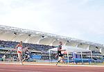 November 14 2011 - Guadalajara, Mexico:  Richard Ball competing in the 400m Final at the 2011 Parapan American Games in Guadalajara, Mexico.  Photos: Matthew Murnaghan/Canadian Paralympic Committee