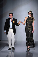 Italian fashion designer Fausto Sarli featured at Rome Fashion Week,Fashion show. Presentation of S/S 2013.Italian Haute Couture collection, January 26, 2013