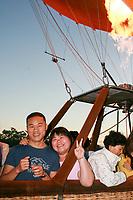 20171231 31 December Hot Air Balloon Cairns