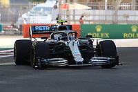 29th November 2019; Yas Marina Circuit, Abu Dhabi, United Arab Emirates; Formula 1 Abu Dhabi Grand Prix, practice day; Mercedes AMG Petronas Motorsport, Valtteri Bottas - Editorial Use