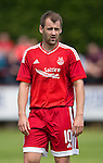 Aberdeen v St Johnstone...28.06.15  Glebe Park, Brechin..Pre-Season Friendly<br /> Niall McGinn<br /> Picture by Graeme Hart.<br /> Copyright Perthshire Picture Agency<br /> Tel: 01738 623350  Mobile: 07990 594431
