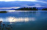 Lake Pend Oreille, Fisherman Island, Oden Bay, Sandpoint, Idaho