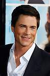 """HOLLYWOOD, CA. - September 21: Rob Lowe arrives at the Los Angeles premiere of """"The Invention of Lying"""" at the Grauman's Chinese Theatr on September 21, 2009 in Hollywood, California."""