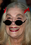 Sylvia Miles attending the Opening Night of The 41st New York Film Festival Premiere Screening of of MYSTIC RIVER at the Avery Fisher Hall, Lincoln Center, New York City.<br />October 3, 2003