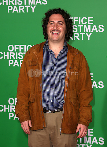 "Westwood, CA - DECEMBER 07: Oliver Cooper, At Premiere Of Paramount Pictures' ""Office Christmas Party"" At Regency Village Theatre, California on December 07, 2016. Credit: Faye Sadou/MediaPunch"