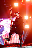 Mar 20, 2014: FALL OUT BOY - Wembley Arena London