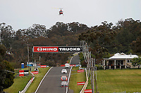2016 Supercheap Auto Bathurst 1000. Round 2 of the Pirtek Enduro Cup. Race Action.