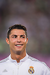 Cristiano Ronaldo of Real Madrid CF looks on during the FC Internazionale Milano vs Real Madrid  as part of the International Champions Cup 2015 at the Tianhe Sports Centre on 27 July 2015 in Guangzhou, China. Photo by Aitor Alcalde / Power Sport Images