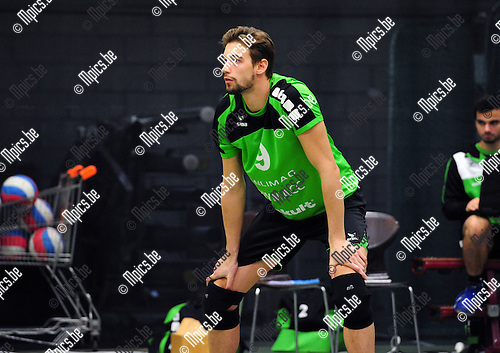 2014-11-29 / Volleybal / seizoen 2014-2015 / Mendo Booischot / Hendrik Wuyts<br /><br />Foto: mpics.be