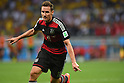 Miroslav Klose (GER),<br /> JULY 8, 2014 - Football / Soccer : Miroslav Klose of Germany celebrates after scoring his team's second goal during the FIFA World Cup 2014 semi-finals match between Brazil 1-7 Germany at Mineirao stadium in Belo Horizonte, Brazil.<br /> (Photo by FAR EAST PRESS/AFLO)