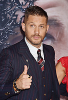 WESTWOOD, CA - OCTOBER 01: Tom Hardy attends the Premiere Of Columbia Pictures' 'Venom' at Regency Village Theatre on October 1, 2018 in Westwood, California.<br /> CAP/ROT/TM<br /> ©TM/ROT/Capital Pictures