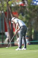Keegan Bradley  (USA) during round 1 of the Valspar Championship, at the  Innisbrook Resort, Palm Harbor,  Florida, USA. 10/03/2016.<br /> Picture: Golffile | Mark Davison<br /> <br /> <br /> All photo usage must carry mandatory copyright credit (&copy; Golffile | Mark Davison)