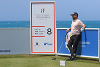 Andy Sullivan (ENG) relaxing on the 8th tee during Round 1 of the Rocco Forte Sicilian Open 2018 on Thursday 5th May 2018.<br /> Picture:  Thos Caffrey / www.golffile.ie<br /> <br /> All photo usage must carry mandatory copyright credit (&copy; Golffile | Thos Caffrey)