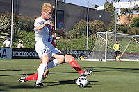 2009 US Soccer Academy Showcase Finals at Home Depot Center in Carson, California Sunday July 12, 2009. .