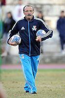 Brunel, allenatore della nazionale..29/10/2012 Roma, Stadio dei Marmi..Allenamento della Nazionale Italiana di Rugby.Foto Antonietta Baldassarre / Insidefoto .Training of Italian national team of Rugby to prepare Test matches..