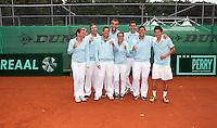 05-06-11, Tennis, Den Haag, Playoffs Eredevisie05-06-11, Tennis, Den Haag, Play-offs  Eredivisie, Team Leimonias wint the competitie