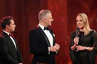 Beat Feuz & Rainer Maria Salzgeber & Daniela Ryf - Credit Suisse Sports Awards 2018