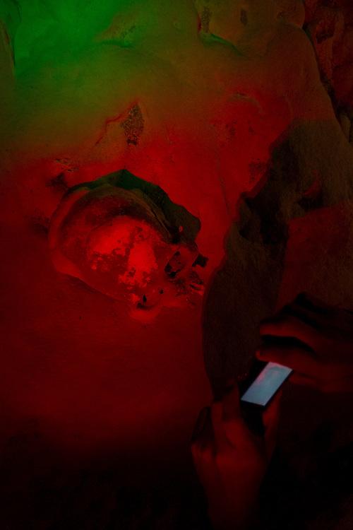 Program for Belize, La Milpa Mayan ruins, Santa Monica College Archeology students, University of Texas Archeology, University of Massachusetts Archeology, Philadelphia Community College Archeology, Rio Hondo Archeology, Lamanai, Guatemalan Ruins, Tikal,  Belize June July, 2010...Photo/Gerard Burkhart.818-207-0273..