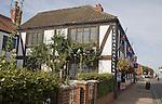 Cinema and gallery building, Aldeburgh, Suffolk, England