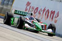 Honda Grand Prix of St. Petersburg, 3 April, 2005.Tony Kanaan.Copyright©F.Peirce Williams 2005.  ref.Digital Image Only