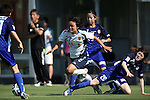 Rika Masuya (INAC),<br /> JUNE 15, 2014 - Football / Soccer : 2014 Nadeshiko League, between AS ELFEN SAITAMA 1-3 INAC KOBE LEONESSA at NACK 5 Stadium Omiya, Saitama, Japan. (Photo by Jun Tsukida/AFLO SPORT)