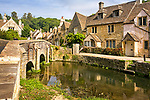 The Bridge, Castle Combe, Wiltshire, UK