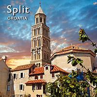Split - Emperor Diocletians Palace Pictures, Images, Photos