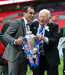 110513 FA Cup Final Manchester City v Wigan Athletic