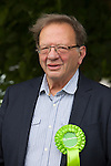 Larry Sanders, Brother of Senator Bernie Sanders,  to  launches his campaign to stand as Green Party MP candidate for Witney,  following David Cameron standing down from his Witney seat.