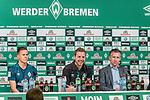 20181218 Werder Bremen PK und Training Hoffenheim