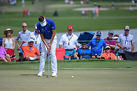 Ian Poulter (ENG) watches his putt on 7 during round 3 of the Arnold Palmer Invitational at Bay Hill Golf Club, Bay Hill, Florida. 3/9/2019.<br /> Picture: Golffile | Ken Murray<br /> <br /> <br /> All photo usage must carry mandatory copyright credit (&copy; Golffile | Ken Murray)