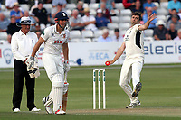 Tim Murtagh in bowling action for Middlesex during Essex CCC vs Middlesex CCC, Specsavers County Championship Division 1 Cricket at The Cloudfm County Ground on 26th June 2017