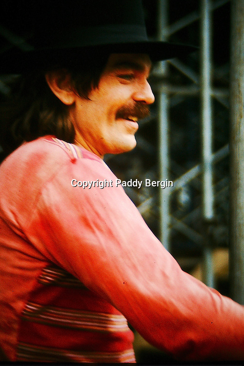 Don Van Vliet, born Don Glen Vliet; January 15, 1941 &ndash; December 17, 2010) was an American singer, songwriter, musician and artist best known by the stage name Captain Beefheart. His musical work was conducted with a rotating ensemble of musicians called the Magic Band (1965&ndash;1982), with whom he recorded 13 studio albums. Noted for his powerful singing voice and his wide vocal range, Van Vliet also played the harmonica, saxophone and numerous other wind instruments. His music integrated blues, rock, psychedelia, and jazz with contemporary experimental composition and the avant-garde; many of his works have been classified as &quot;art rock.&quot; Beefheart was also known for often constructing myths about his life and for exercising an almost dictatorial control over his supporting musicians.<br />