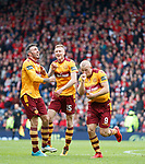 140418 Motherwell v Aberdeen cup SF