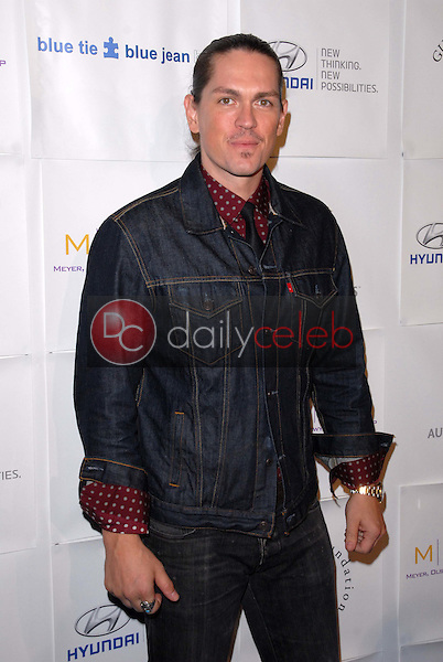 Steve Howey<br /> at the Blue Tie Blue Jean Ball, presented by Austism Speaks, Beverly Hilton, Beverly Hills, CA 11-29-12<br /> David Edwards/DailyCeleb.com 818-249-4998